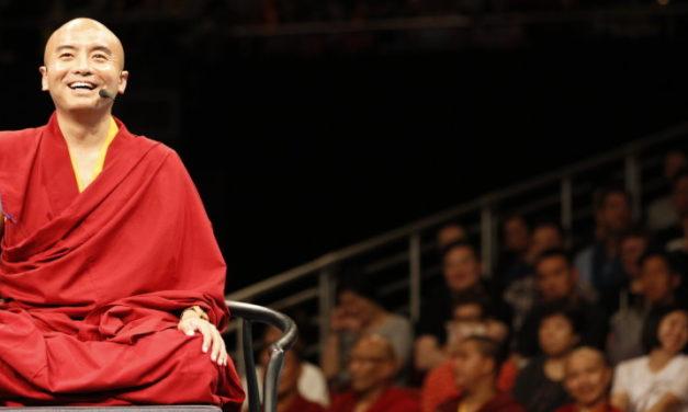 Mingyur Rinpoche – Detailed Biography