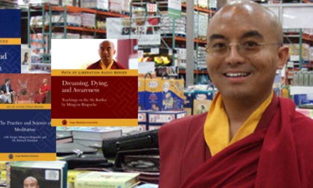 Rinpoche's CD